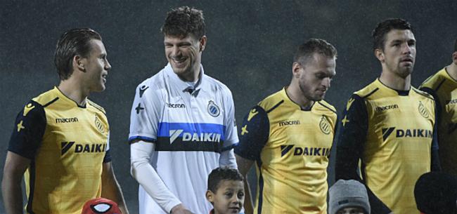Foto: 'Zulte Waregem onderhandelt met ex-speler van Club Brugge'
