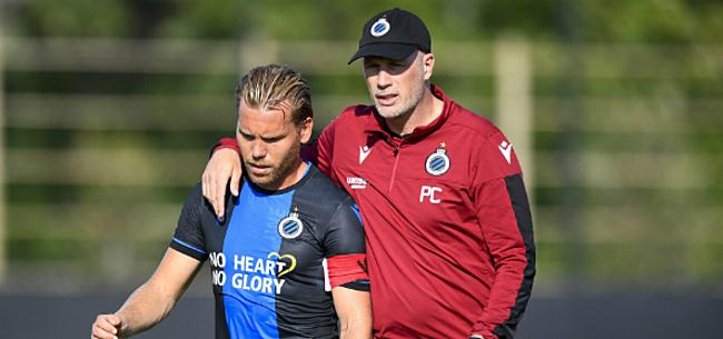 Foto: 'Transfergekte bij Club Brugge: toptarget geland in België?'