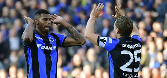 Foto: 'Club Brugge meldt zich voor opvolger Wesley'