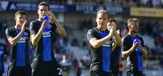 Foto: 'Ex-doelman Club Brugge keert terug uit voetbalpensioen'
