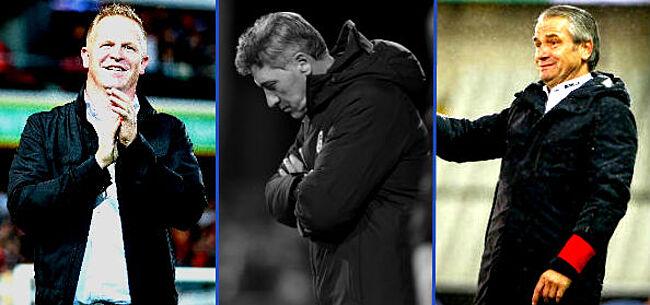 Foto: Vrancken of Storck: wie wordt de coach van Genk?