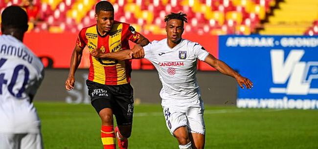 Foto: 'Twee spelers van Anderlecht wellicht van basis naar bank tegen STVV'