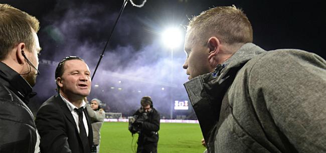 Foto: Vreven versus Vrancken: