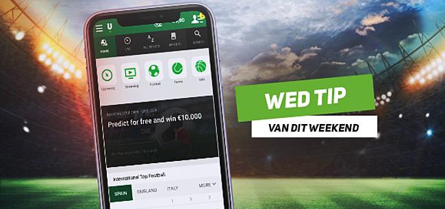Foto: WED TIP: Zo win je dit weekend 434 euro met 10 euro inzet!
