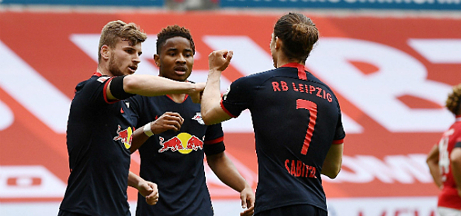 Foto: 'Geen David, RB Leipzig heeft opvolger voor Werner bijna beet'