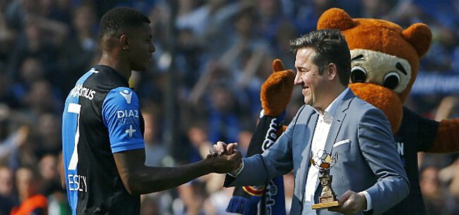 Foto: 'Club krijgt perfecte opvolger voor Wesley aangereikt'