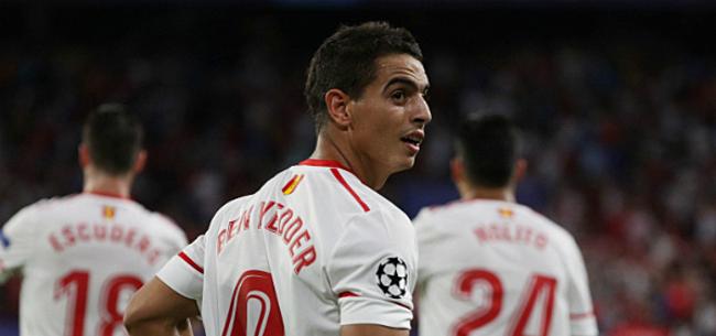 Foto: 'Geen Berge, Sevilla wil ex-speler van Ajax vastleggen'