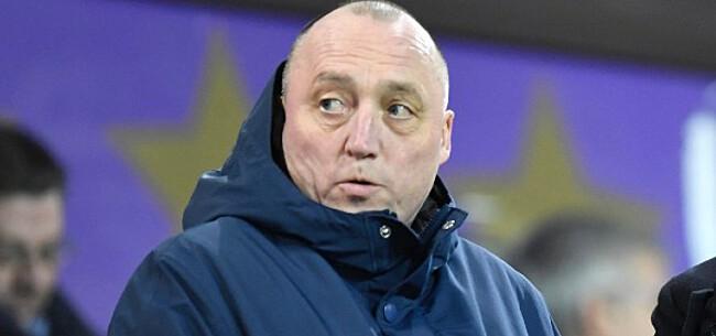 Foto: 'Alexandre Van Damme had andere voorzitter in gedachten bij Anderlecht'