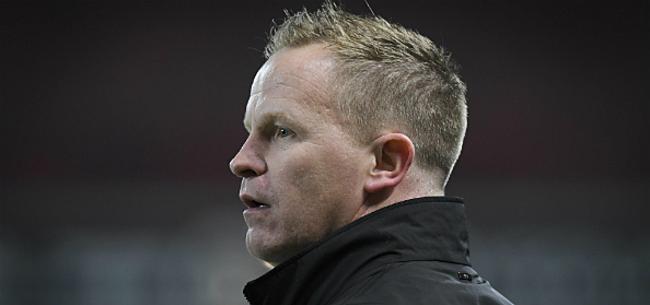 Foto: Vrancken laat zich uit over transferplannen van KV Mechelen