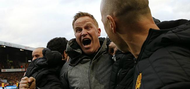 Foto: Vrancken bevestigt contact met Genk: