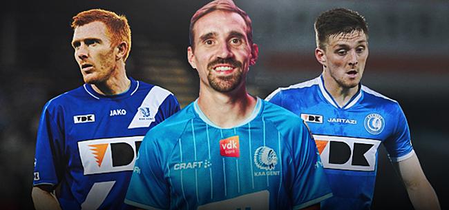 Foto: AA Gent 2010-2020: de ultieme XI