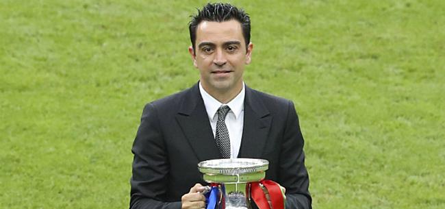 Foto: 'Xavi zorgt voor nieuwe wending in trainerssoap Barça'