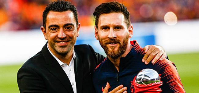 Xavi Heeft Uitstekend Nieuws Over Toekomst Messi