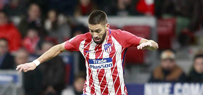 Foto: Invaller Carrasco pakt nipte driepunter met Atletico Madrid