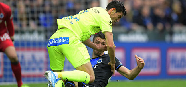 Foto: Ex-ref velt oordeel over penaltyfase Club-Gent: