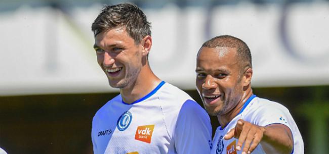 Foto: AA Gent wint galamatch dankzij Yaremchuk en verloren zoon