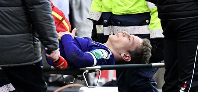 Foto: AA Gent-Anderlecht zonder een pak sterkhouders