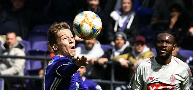 Foto: Anderlecht heeft met negen spelers Belgisch goud in handen