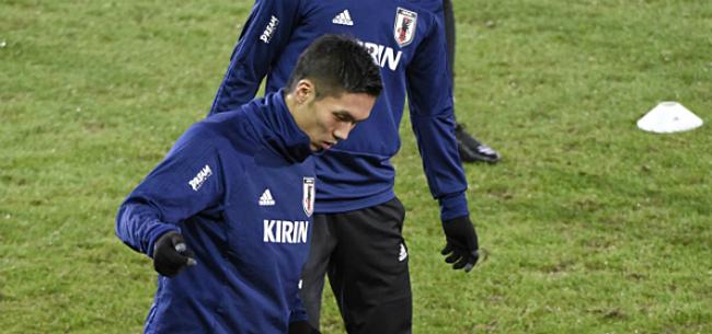 Foto: Kubo tegenover Belgische sterren: