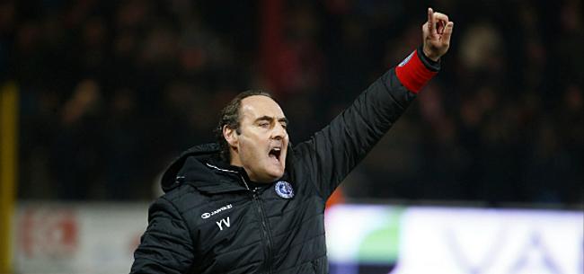 Foto: 'Gent slaat opnieuw toe: Akkoord op clubniveau'