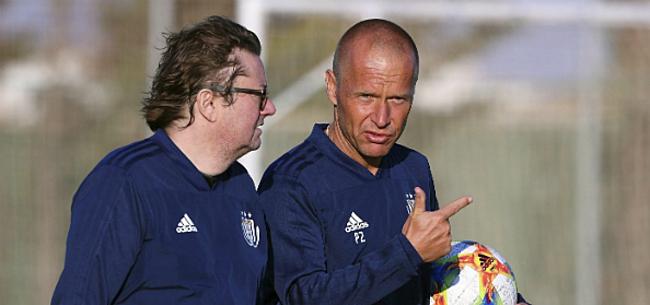 Foto: Duiventil Anderlecht: Zetterberg vijfde vertrekker dit seizoen