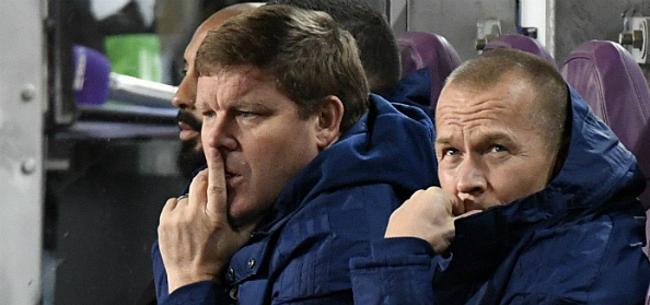 Foto: Vanhaezebrouck komt met slecht nieuws voor topper tegen Genk