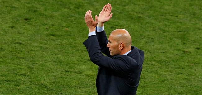 Foto: UPDATE: 'Meer details bekend over aanstelling Zidane bij Real'