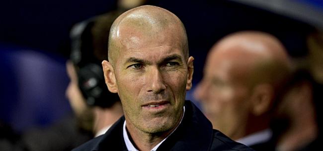 Foto: Zidane moet topaanwinst in bescherming nemen: