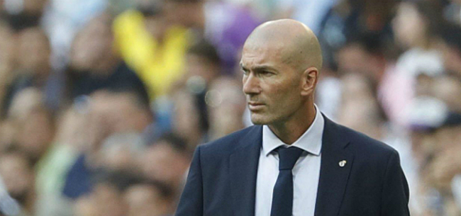 Foto: 'Zidane bevindt zich op glad ijs: job bij Real Madrid in gevaar'