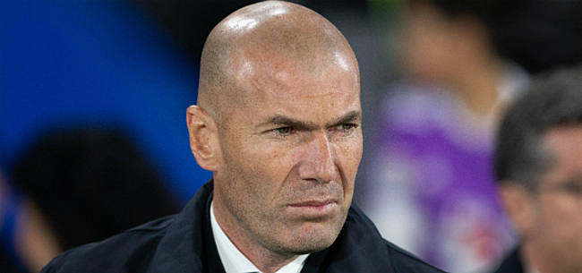 Foto: AS: 'Zidane verliest zienderogen krediet bij Real Madrid'