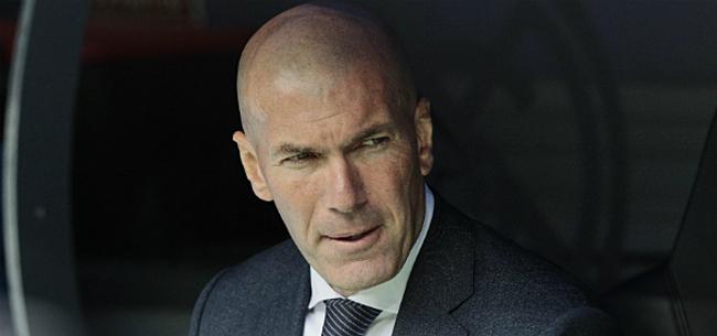 Foto: 'Zidane kan Real na enkele maanden alweer verlaten'