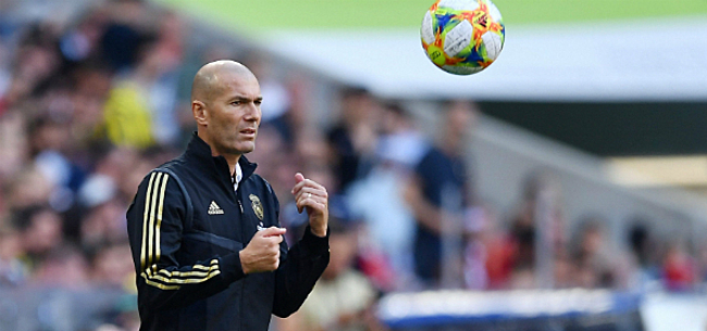 Foto: 'Zidane kiest verrassende vervanger voor Hazard'