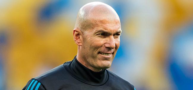 Foto: Zidane komt met uitstekend nieuws over Galactico Hazard