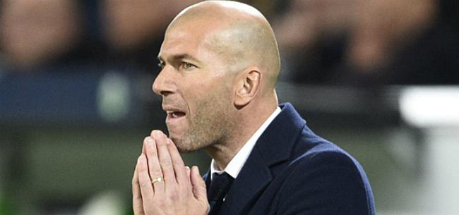 Foto: Zware klap voor Real Madrid: