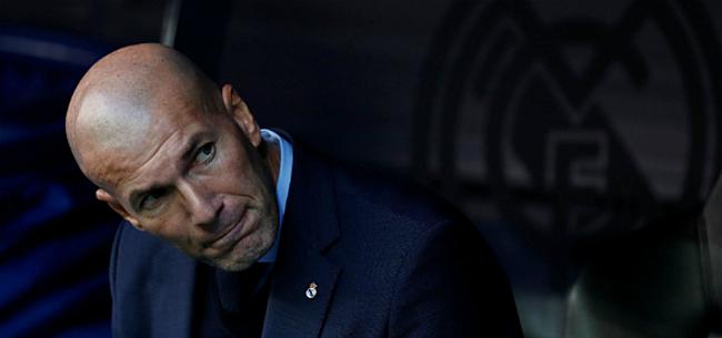 Foto: Zidane blijft strijdvaardig: