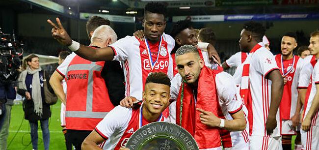 Foto: 'Smaakmaker van Ajax heeft akkoord met Chelsea'