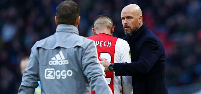 Foto: 'Club mag op beide oren slapen: Ajax mikt hoger dan Vanaken'