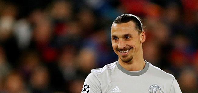 Foto: 'Zlatan kan schokkende transfer maken in januari'
