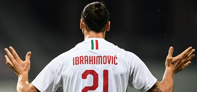 Foto: Maldini is duidelijk over toekomst Zlatan bij AC Milan
