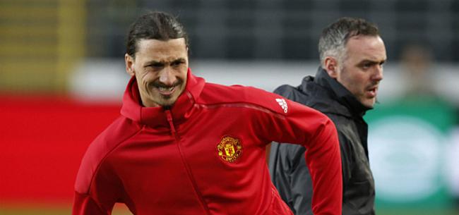 Foto: Zien we Zlatan dan toch terug op het Wereldkampioenschap?