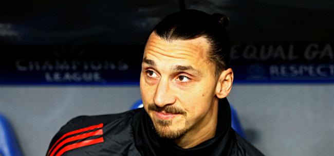 Foto: 'Zlatan Ibrahimovic lijkt voor spectaculaire terugkeer te gaan'