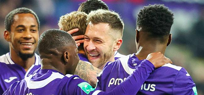 Foto: 'Anderlecht krijgt extra transfergeld ter beschikking'