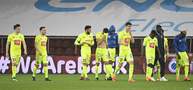 Foto: 'AA Gent moet opnieuw vertrek vrezen van absolute sterkhouder'