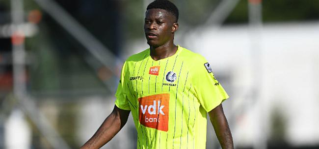 Foto: Zware kritiek op transfer AA Gent: