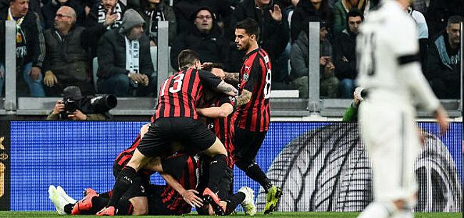 Foto: AC Milan werkt zichzelf alweer in de nesten: UEFA start onderzoek