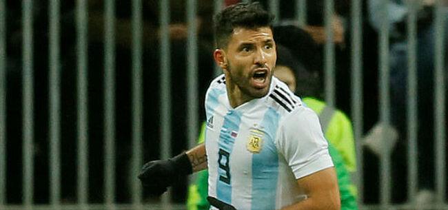 Foto: Nigeria deelt Argentinië zeer stevige tik uit
