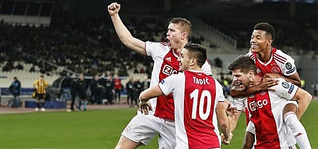 Foto: 'Ajax lijkt grote kans te maken op speler van Real Madrid'