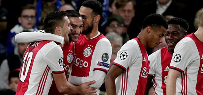 Foto: 'Ajax wil in de zomer zaken doen met FC Barcelona'