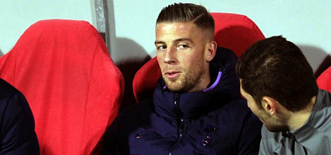 Foto: Verklapte Alderweireld aanstaande transfer na wedstrijd Duivels?