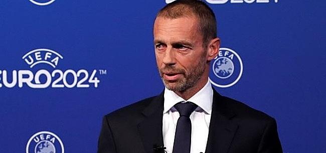 Foto: UEFA-preses haalt keihard uit naar de VAR en pleit voor opmerkelijke aanpassing